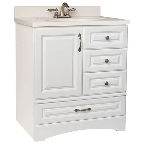 glacier bay bathroom cabinets glacier bay danville 30 in w x 21 in d x 33 5 in h