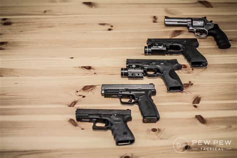 Best Handgun/pistol For Beginners & Home Defense [2017
