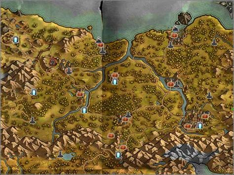 dungeon siege 3 xbox 360 review image gallery sacred 2 map