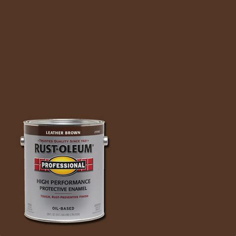 rust oleum professional  gal high performance protective