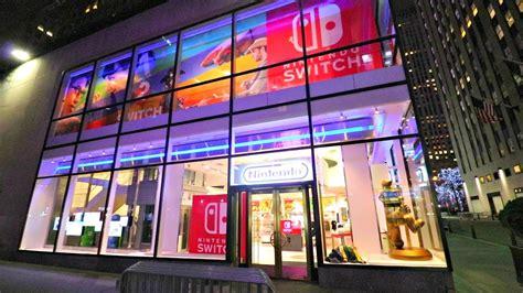 [day 26] Nintendo Ny Store Transformed Last Night
