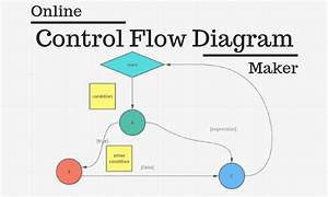 4 Free Websites To Make Control Flow Diagram Online