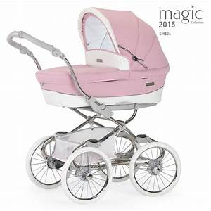 Kinderwagen Für Babys : niedlicher kinderwagen f r m dchen von bebecar modell stylo class in rosa erh ltlich im ~ Eleganceandgraceweddings.com Haus und Dekorationen
