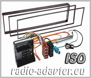 Citroen C2   C3 Radio Installation Kit Iso  Fascia
