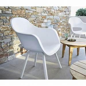 Chaise Exterieur Design : le salon de jardin castorama s 39 adapte votre mode de vie ~ Teatrodelosmanantiales.com Idées de Décoration