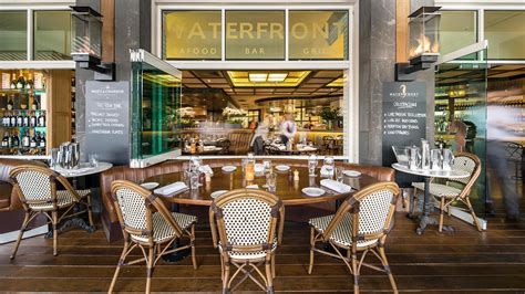 The Breslin Bar And Grill Melbourne by Waterfront Southgate Seafood Bar Grill