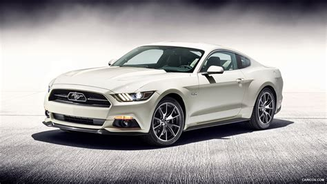 year ford mustang ford mustang gt 50 year limited edition photos