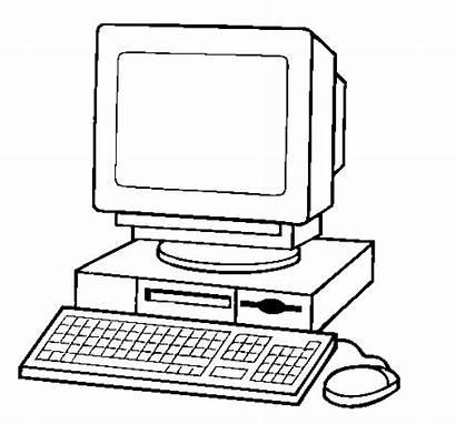 Computer Acolore Disegno Disegni