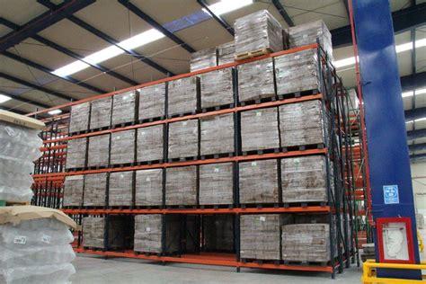 Rack Industrial by Racks Industriales Qu 233 Y Para Qu 233 Sirven Interlake