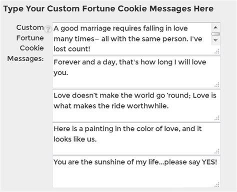 fortune cookie sayings custom fortune cookies