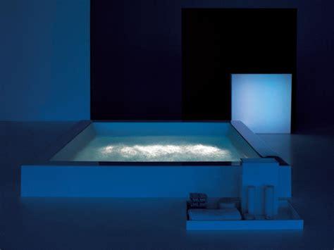 vasca da bagno grande vasca da bagno quadrata in metacrilato da incasso grande