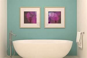 Wandbilder Fürs Bad : wandbilder f r badezimmer ideen ~ Sanjose-hotels-ca.com Haus und Dekorationen