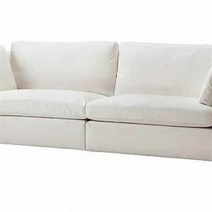Ikea Canapé Tissu : canape dehoussable ikea maison design ~ Teatrodelosmanantiales.com Idées de Décoration