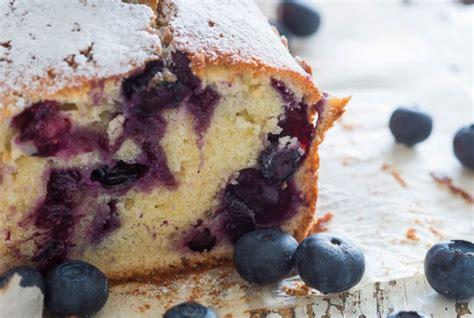 bosbessen yoghurt cake