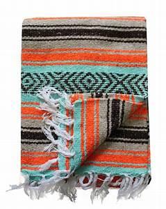 Del Mex Mexican Falsa Baja Blanket