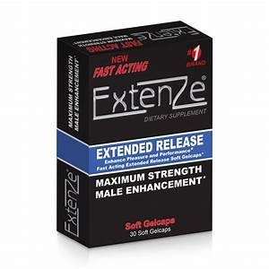 Extenze Reviews  Does This Male Enhancement Pill Work For Erectile Dysfunction