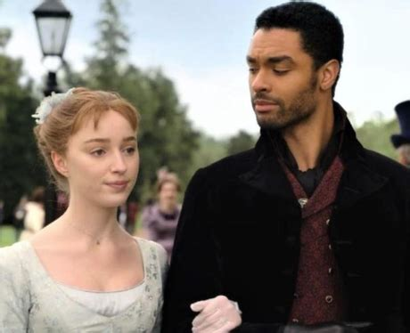 Is Regé-Jean Page dating co-star Phoebe Dynevor in real ...
