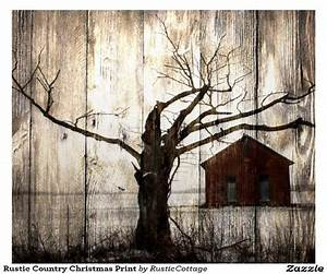 Country wall art christmas home