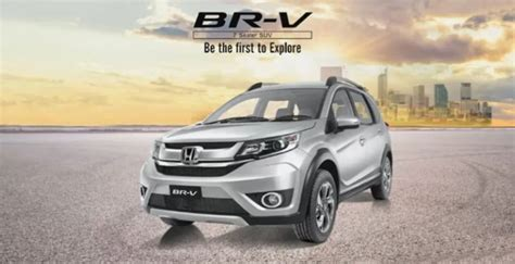 Review Honda Brv 2019 by 7 Seater Honda Brv 2019 Model Same Exterior Same Price
