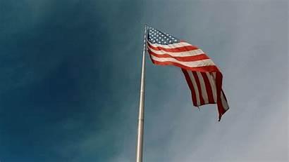Flag Waving American Americans Usa Wind Imgur