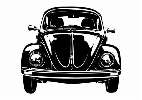 volkswagen beetle front view wall decals vw bug front walltat com art without boundaries