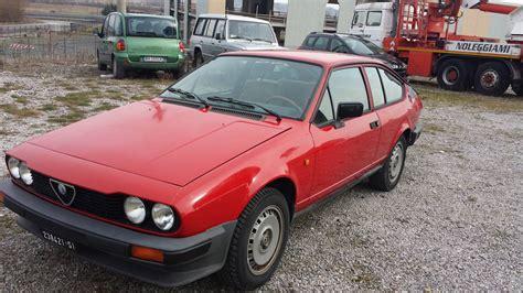 For Sale Alfa Romeo Alfetta Gtv 20 1981 Offered For