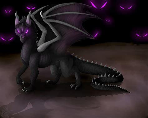 Ender Dragon By Technoiogiic