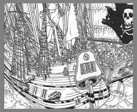 Dessin Bateau Pirate Couleur by Photos Dessin Couleur Bateau Pirate Page 9 Coloriage