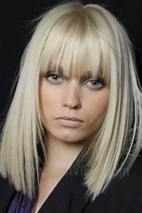 Coupe Carré Lisse : coupe carr 2019 150 mod les de coupe au carr 2019 cheveux coupes avec frange haircuts ~ Melissatoandfro.com Idées de Décoration