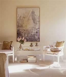 Peinture Beige Doré : de la couleur sur les murs de son salon recette pour ne ~ Zukunftsfamilie.com Idées de Décoration