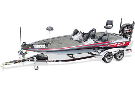 2016 Nitro Bass Boats For Sale by 2016 New Nitro Z21 Bass Boat For Sale 47 995