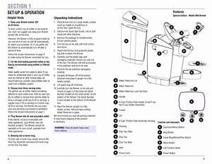 Pdf Manual For Keurig Coffee Maker B60