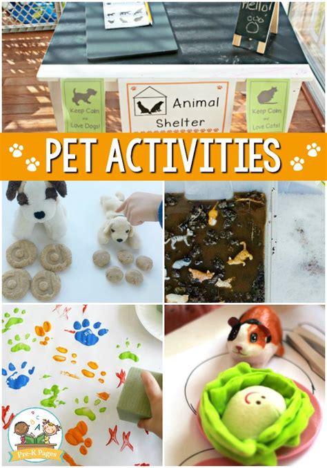 pets theme activities for preschool pre k pages 102 | Pet Themed Activities for Preschool
