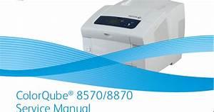 Xerox Colorqube 8570  8870 Service Manual