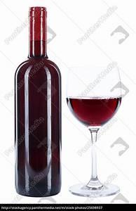 Weinglas Auf Flasche : weinflasche weinglas wein flasche glas rotwein alkohol lizenzfreies bild 25698937 ~ Watch28wear.com Haus und Dekorationen
