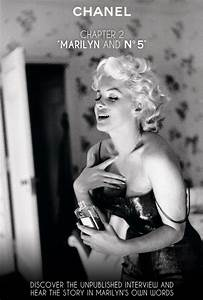 Marilyn Monroe for Chanel No. 5 | Marilyn Monroe! | Pinterest