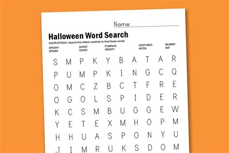 worksheet wednesday word search paging supermom