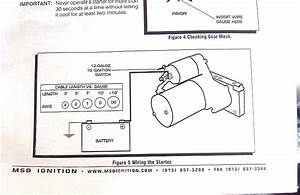 Starter Wiring - Is Msd U0026 39 S Wiring Diagram Correct  - Ls1tech