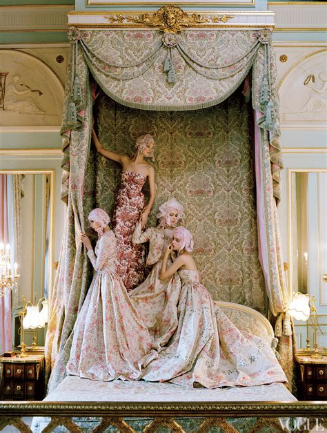 Kate Moss Tim Walker For Vogue April
