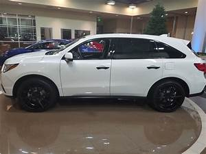 2017 Acura MDX BLACKOUT PACKAGE AcuraZine Acura Enthusiast Community
