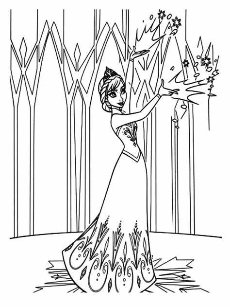 I'm a born and bred southern california native and currently the managing editor at red tri. Queen Elsa Decorating Her Castle Coloring Pages : Coloring Sky