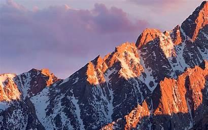 Apple Background Sierra Macos Mountain Desktop Wwdc