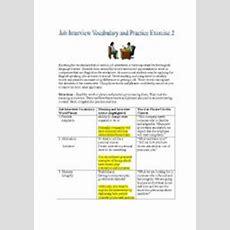 English Teaching Worksheets Jobs