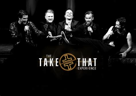 Gallery — The Take That Experience
