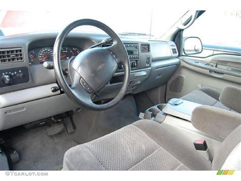 ford supercar interior 2002 ford f250 super duty xlt crew cab 4x4 interior color