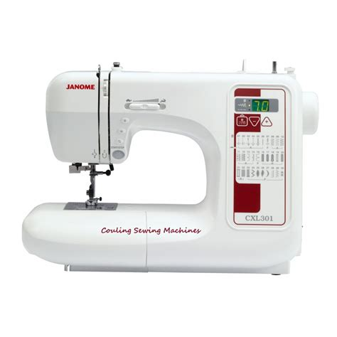 best sewing machine janome cxl301 sewing machine best seller couling sewing machines
