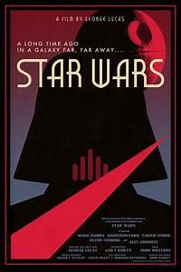 Poster Star Wars : star wars fan postersreggie 39 s ~ Melissatoandfro.com Idées de Décoration