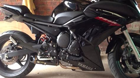 2011 Yamaha Fz6r With Two Brothers Exhaust