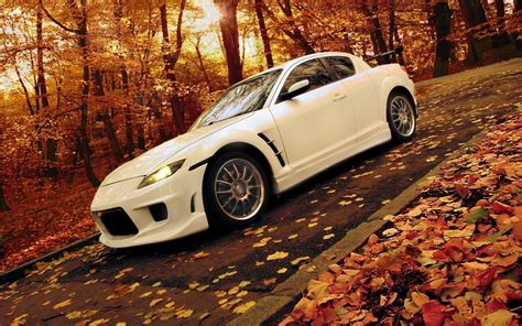 Mazda Rx-8 Wallpaper And Background Image