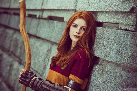 ginny weasley  harry potter cosplay